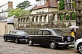 Humber Super Snipe and Rover P5 in Merton Street, Oxford.jpg
