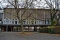 Humboldt-Gymnasium Düsseldorf Aula von der Pempelforter Str.JPG