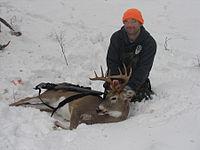 Hunter with buck.jpg