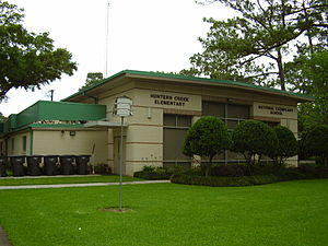 Hunters Creek Village, Texas - Hunters Creek Elementary School