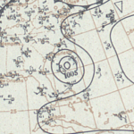 Hurricane Two surface analysis May 28, 1908.png