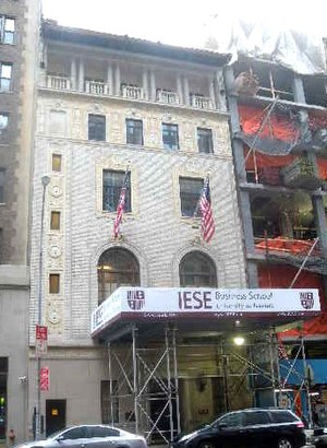 IESE Business School - 165 West 57th St