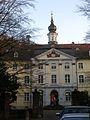 III. Heidelberg Gebäude des Barock Altstadt Campus Universität Heidelberg Carolinum.jpg