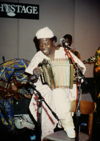 Music of Nigeria - I.K. Dairo