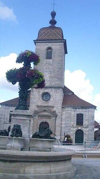 IMG Eglise de Champagnole.JPG