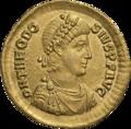 INC-1570-a Солид Феодосий I Великий ок. 383-388 гг. (аверс).png