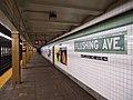 IND Crosstown Flushing Avenue Northbound Platform.jpg