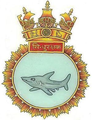 INS Sindhurakshak (S63) - INS Sindhurakshak