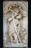 interieur, grafmonument hertog karel van gelre, detail - arnhem - 20260581 - rce
