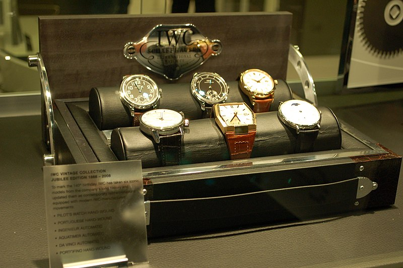 File:IWC Vintage Collection Jubilee Edition.JPG