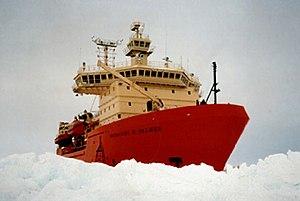 Nathaniel B. Palmer (icebreaker) - Image: Icebreaker Nathaniel B Palmer