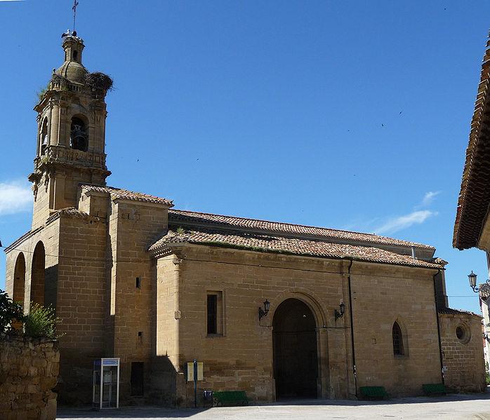File:Iglesia Parroquial de San Esteban - Herramélluri.jpg