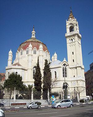 Church of San Manuel y San Benito (Madrid) - Image: Iglesia de San Manuel y San Benito (Madrid) 12