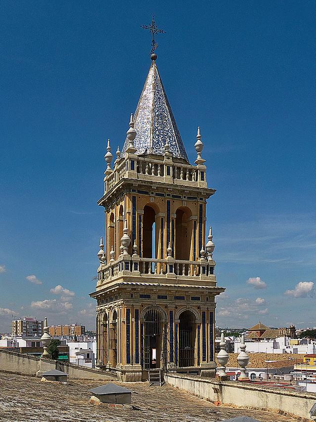 Iglesia de Santa Ana, Sevilla.  Torre.jpg