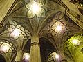 Iglesia de Santo Tomás - Bóvedas de crucería.jpg