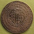 Ignoto, carlo VII e l'espulsione degli inglesi, 1455 ca, verso.JPG