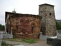 Igrexa de San Clodio de Ribas de Sil, Ribas de Sil.jpg