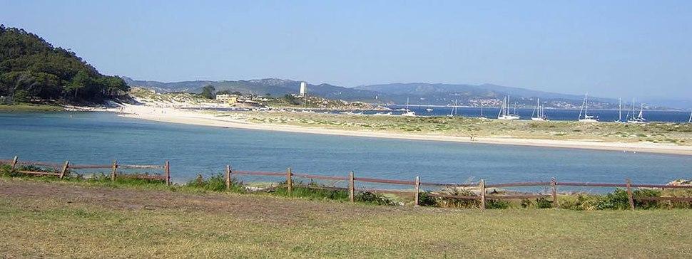 Illas Cies Galicia