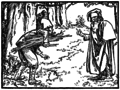 Illustration at page 216 in Grimm's Household Tales (Edwardes, Bell).png