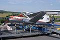 Ilyushin Il-14P Crate Bulgarian Air Transport LSideFront SATM 05June2013 (14598722954).jpg
