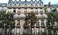 Immeuble, 90 boulevard Malesherbes, Paris 2012.jpg