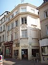 Immeuble 100, 102, rue Beauvoisine, rue Montbret.jpg
