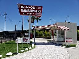 In-n-Out Burger Store 1 original replica - 3