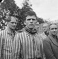 In het strafkamp te Vught, zijn 7000 Nederlandse collaborateurs en landverraders…, Bestanddeelnr 900-4284.jpg