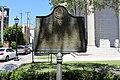 Independent Presbyterian Church historical marker, Savannah.jpg