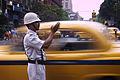 India - Kolkata traffic cop - 3661.jpg