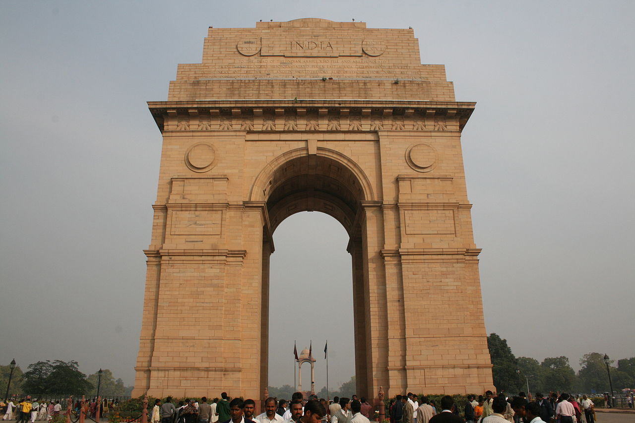 Iphone Gps Tracker >> 50 amazing photos of India Gate in India : Places : BOOMSbeat