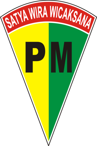 Army Military Police Corps (Indonesia) - Military Police emblem