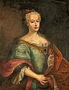 Infanta D. Francisca Josefa filha do Rei D. Pedro II e irmã do Rei D. João V.jpg