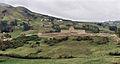 Ingapirca Canari-Incan ruins seen from Ingapirca.jpg