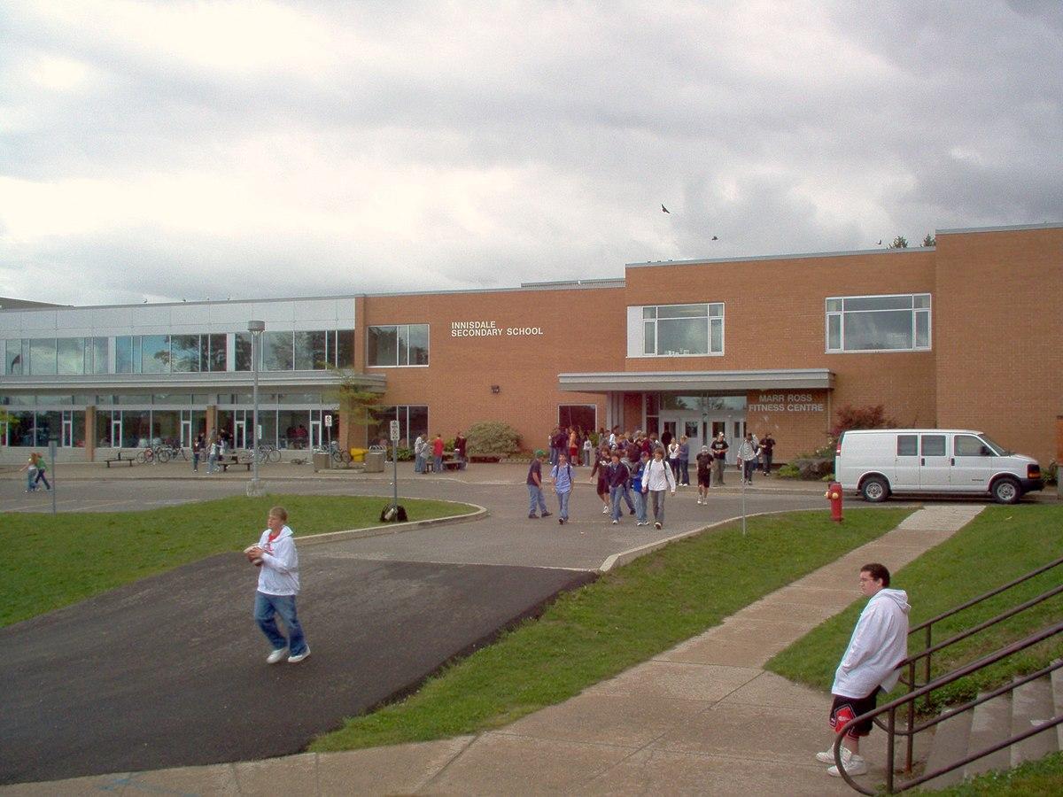 Innisdale Secondary School Wikipedia