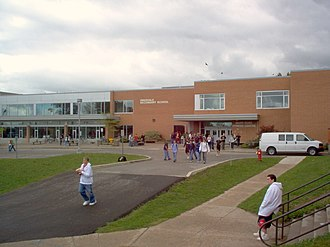 Innisdale Secondary School - Image: Innisdale Secondary School