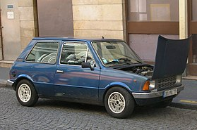 Innocenti 90 - 120 - Mini derivative A-series engine.jpg