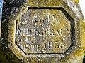 Inscription sur la petite fontaine de Dambenois.jpg