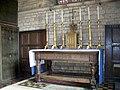 Interior, The Church of All Saints, Nunney - geograph.org.uk - 1214571.jpg