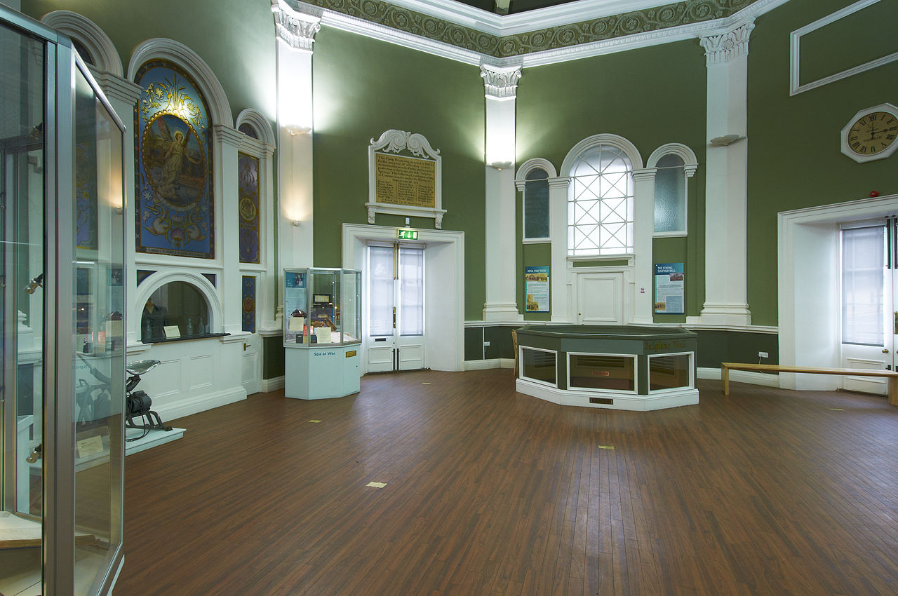 The Royal Pump Room Tea Rooms Leamington Spa Plans