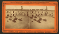 Interior view of the Old Spanish Fort, at St. Augustine, Florida, from Robert N. Dennis collection of stereoscopic views 2.png