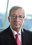 Photo de Jean-Claude Juncker, président de la Commission.