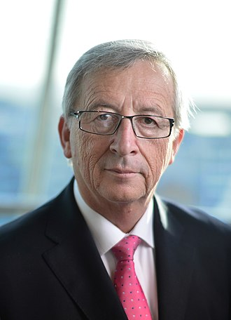 European Commission - Incumbent President Juncker
