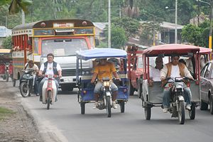 Iquitos: Iquitosmoto