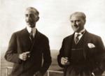 Irak Kralı Faysal ve Atatürk, Ankara, 6 Temmuz 1931.png