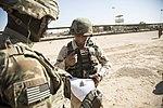 Iraqi army 73rd Brigade range, Operation Inherent Resolve 150621-A-YV246-080.jpg