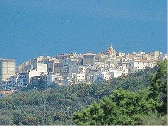 Ischitella - View of Ischitella