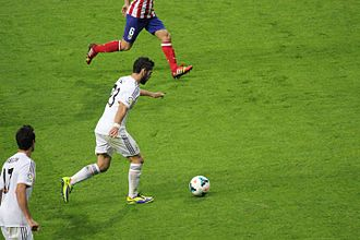 Isco - Isco is known for his dribbling ability.