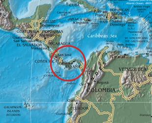 Istmo di Panama - Wikipedia 032c6def5894