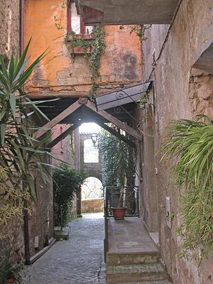 Formello - Image: Italia Lazio Formello Centro